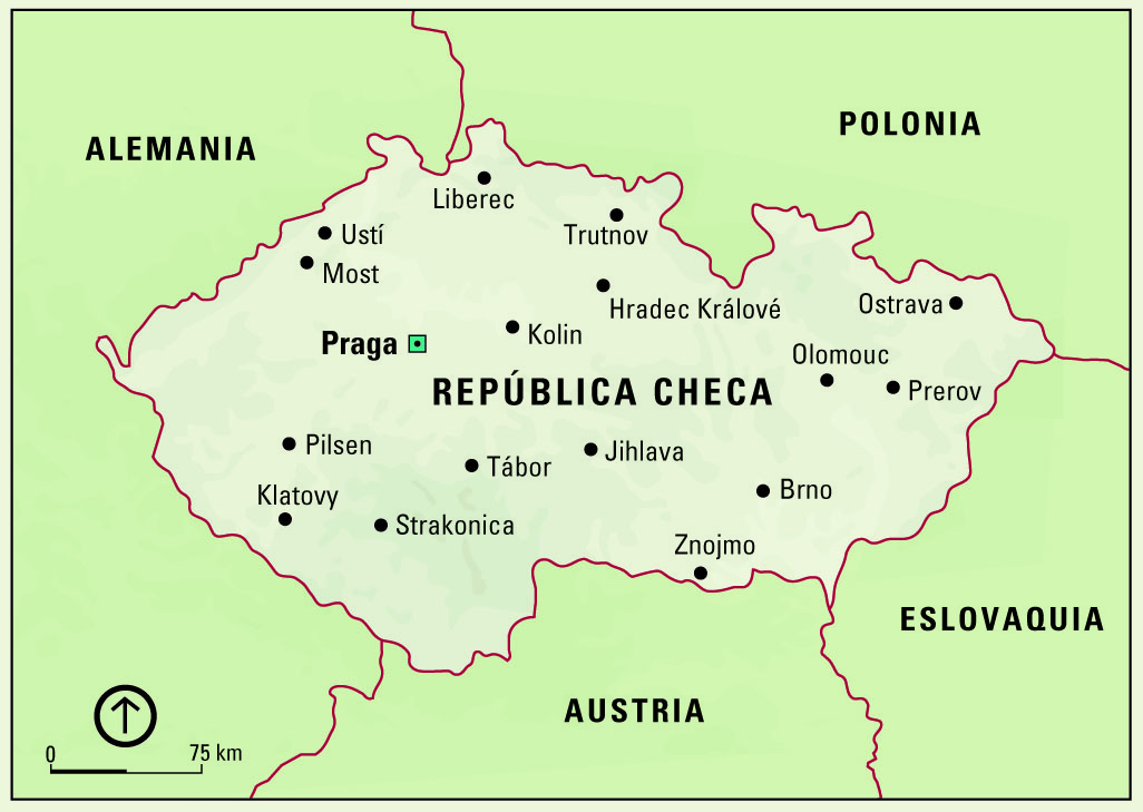 Republica Checa text images music video  Glogster EDU